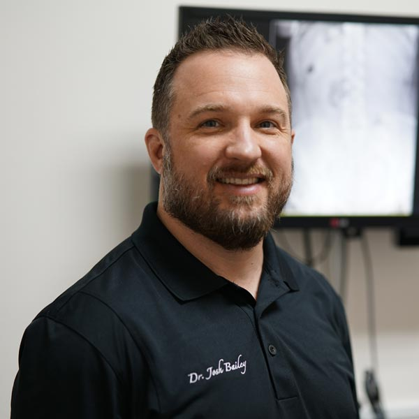 Chiropractor Seattle WA Foundation Josh Bailey