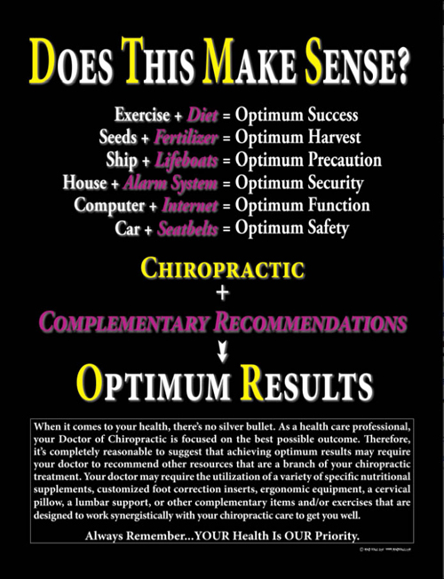 Optimum Chiropractic Results in Seattle WA